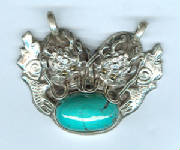 nepal.sterling.pendant.two.dragons.turquoise.jpg